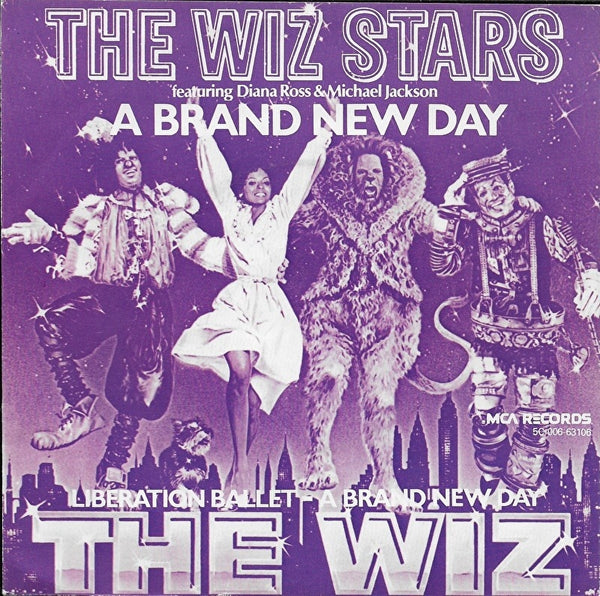 Wiz Stars - A brand new day