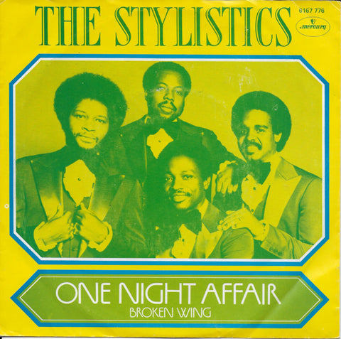 Stylistics - One night affair