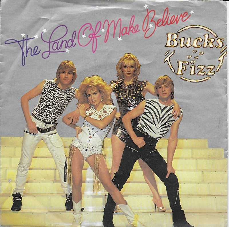 Bucks Fizz - The land of make believe
