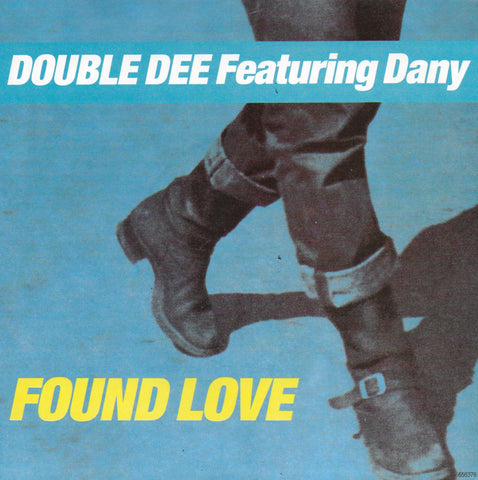 Double Dee feat. Dany - Found love (Engelse uitgave)