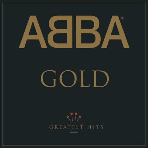 Abba - Gold (Limited edition, gold vinyl) (2LP)
