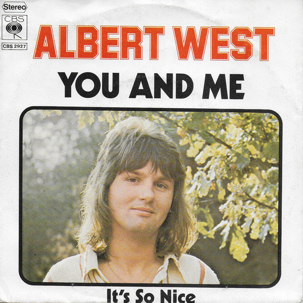 Albert West - You and me