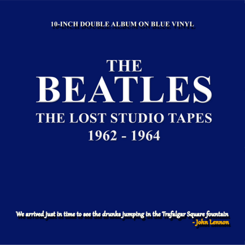 "Beatles - The Lost Studio Tapes 1962-1964 (Limited 10"" dubbel vinyl)"