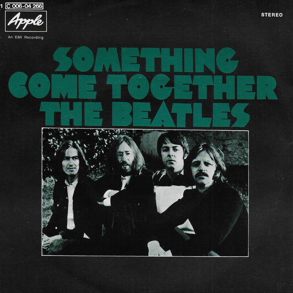 Beatles - Something / Come together