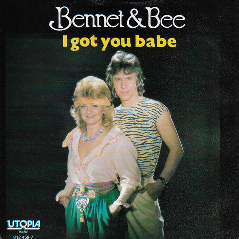 Bennet & Bee - I got you babe