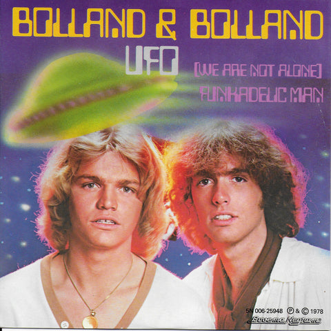 Bolland & Bolland - UFO (we are not alone)