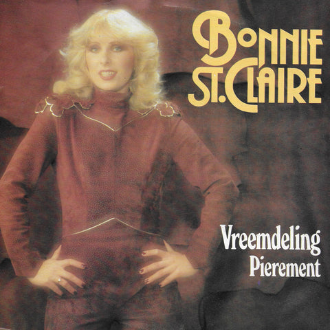 Bonnie St. Claire - Vreemdeling