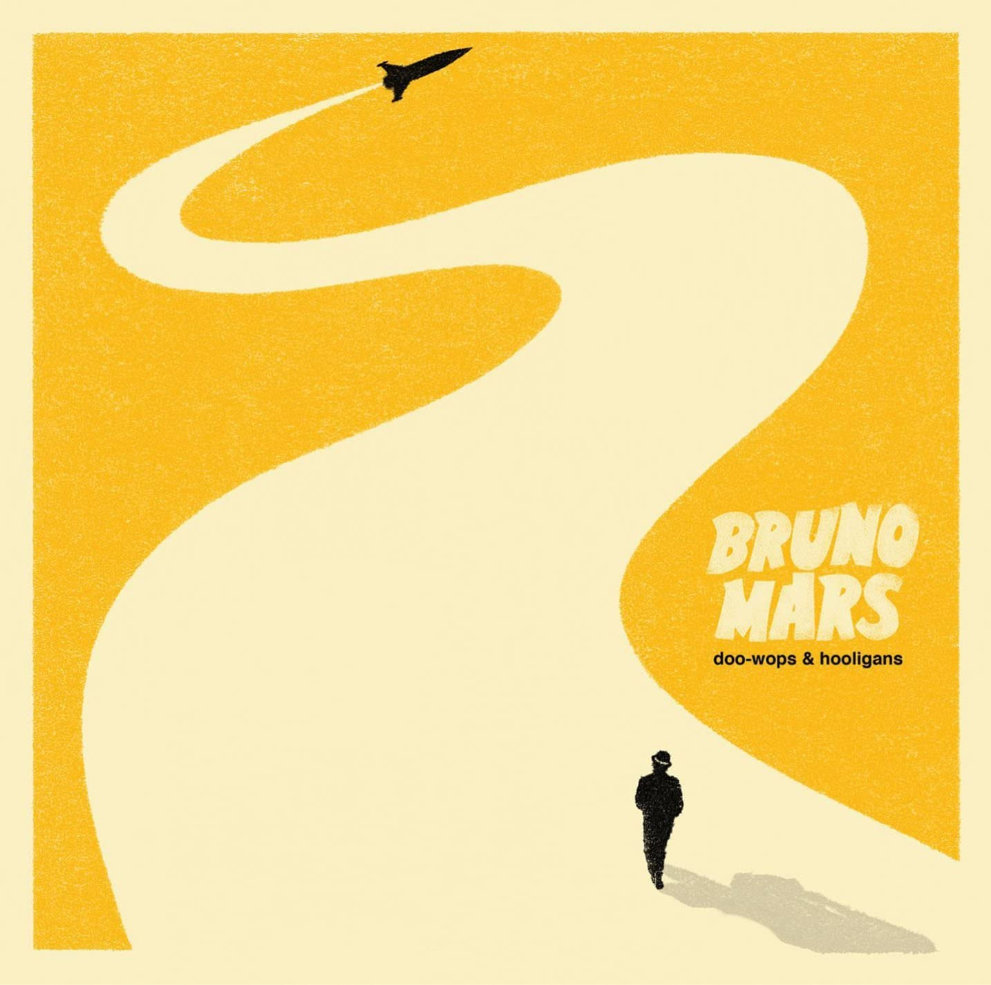Bruno Mars - Doo-Wops & Hooligans (Limited Edition, Geel Vinyl) (LP)