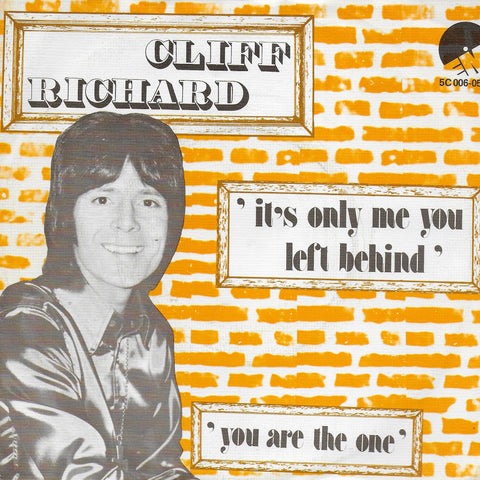 Cliff Richard - It's only me you left behind