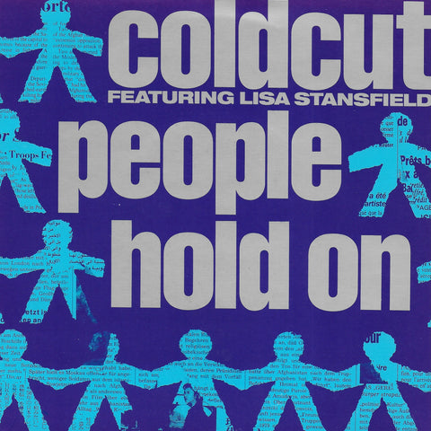 Coldcut feat. Lisa Stansfield - People hold on (Engelse uitgave)