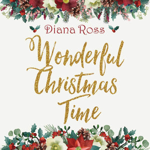Diana Ross - Wonderful Christmas Time (Limited edition, rood vinyl) (2LP)