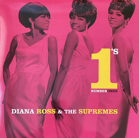 Diana Ross & The Supremes - No. 1's (2LP)