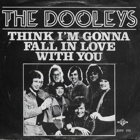Dooleys - Think i'm gonna fall in love with you