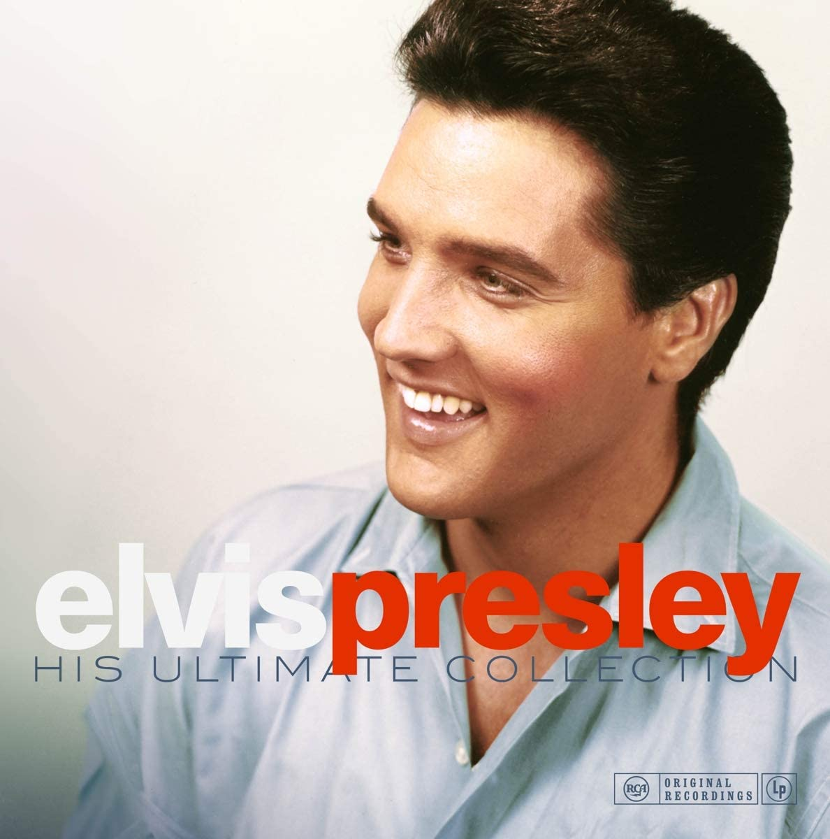 Elvis Presley - His Ultimate Collection (LP)
