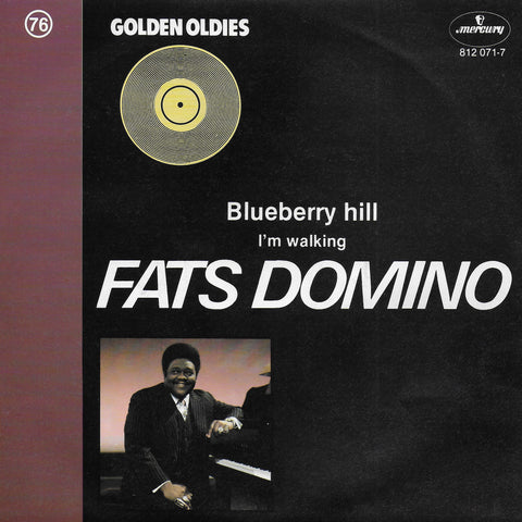 Fats Domino - Blueberry hill / I'm walking