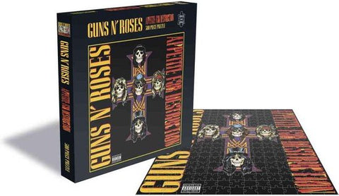 Guns N' Roses - Appetite for destruction 2 (500 stuks puzzel)