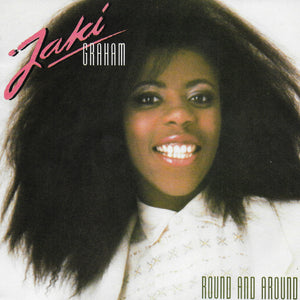 Jaki Graham - Round and around (Engelse uitgave)