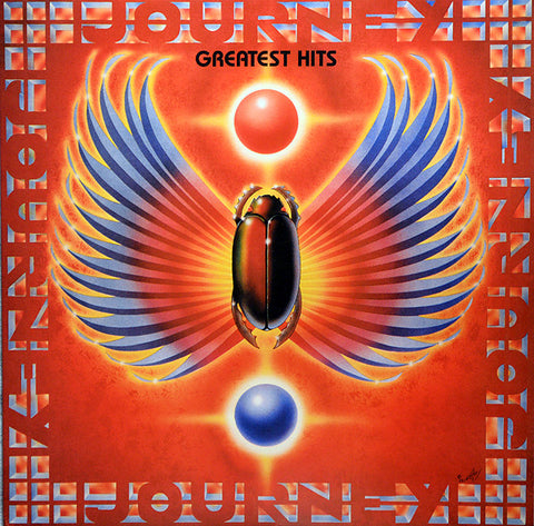 Journey - Greatest Hits (2LP)