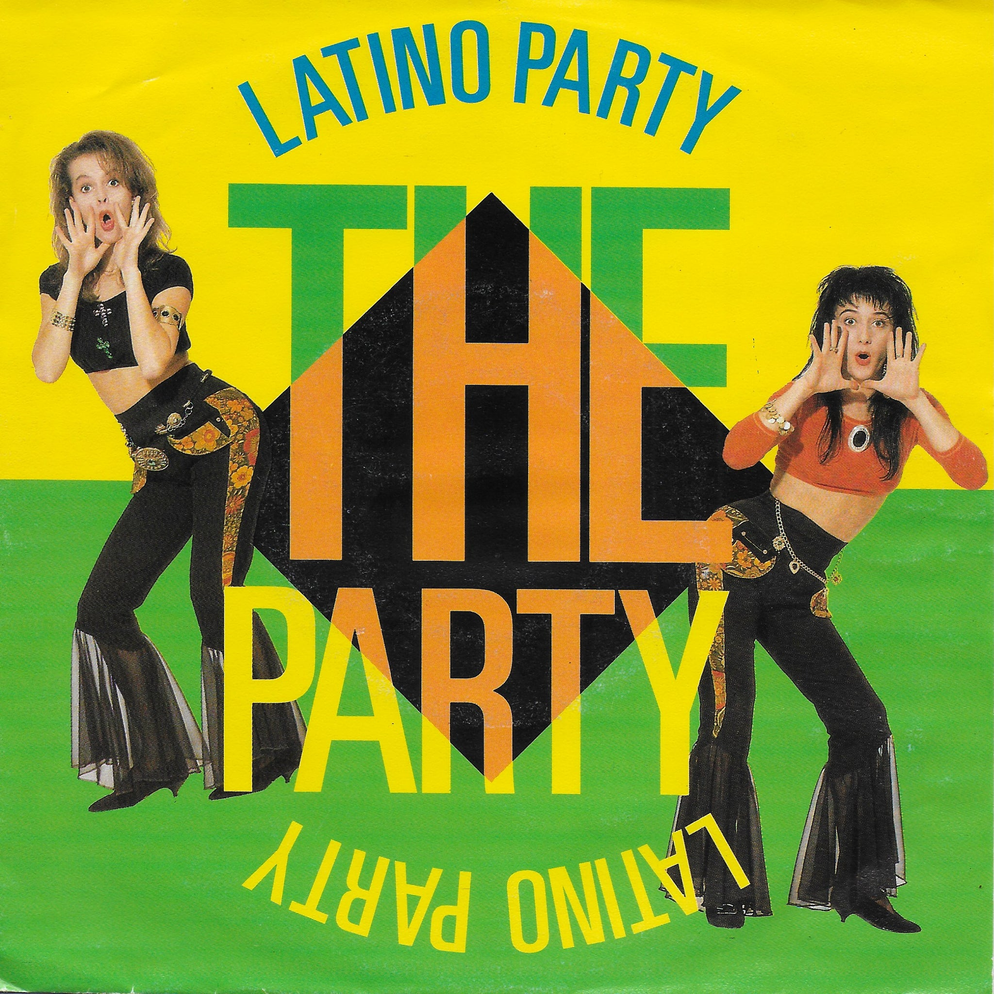 Latino Party - The party