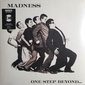 Madness - One Step Beyond (Limited Edition, Zwart & Wit Vinyl) (LP)