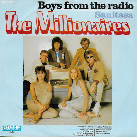 Millionaires - Boys from the radio