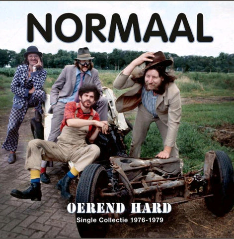 Normaal - Oerend hard (Single Collectie 1977-1979) (Limited Edition, Silver Vinyl) (2LP)