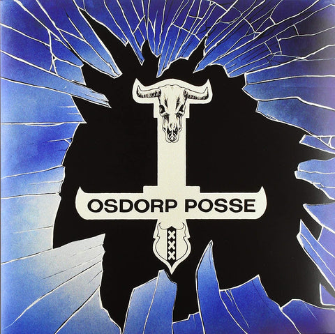 Osdorp Posse - Osdorp Stijl (Limited edition, White/Black Marbled & Black/Blue Marbled vinyl (2LP)