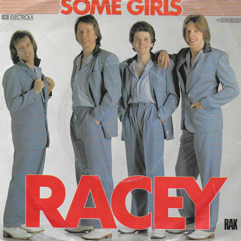 Racey - Some girls (Duitse uitgave)