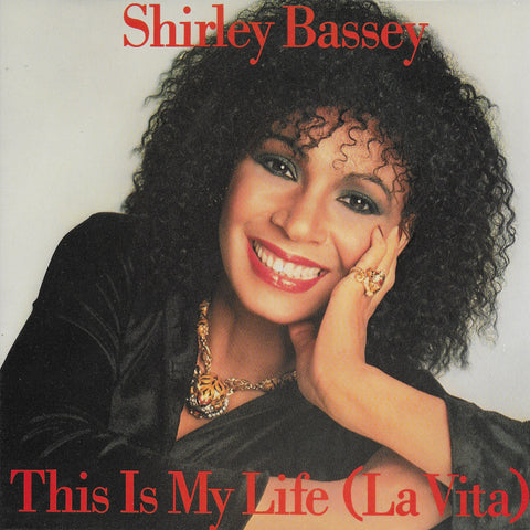 Shirley Bassey - This is my life (la vita) (Engelse uitgave)