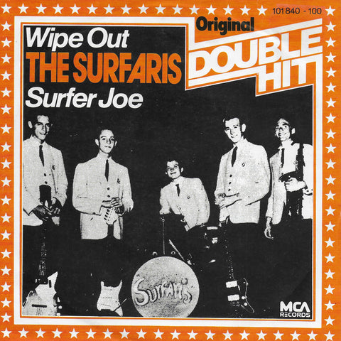 Surfaris - Wipe out / Surfer Joe