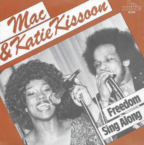 Mac & Katie Kissoon - Freedom / Sing along