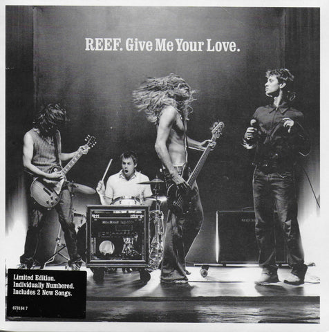 Reef - Give me your love
