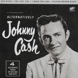 Johnny Cash - Alternatively (Limited edition, clear vinyl)