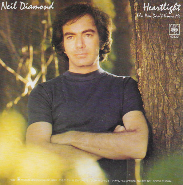Neil Diamond - Heartlight (Braziliaanse uitgave)
