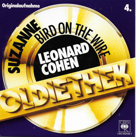 Leonard Cohen - Suzanne / Bird on the wire