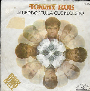 Tommy Roe - Dizzy (Spaanse uitgave)