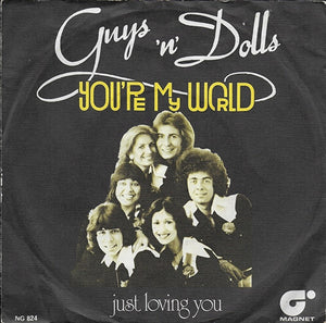 Guys 'n' Dolls - You're my world