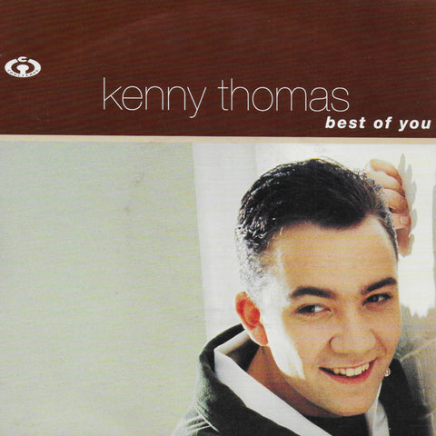 Kenny Thomas - Best of you (Engelse uitgave)