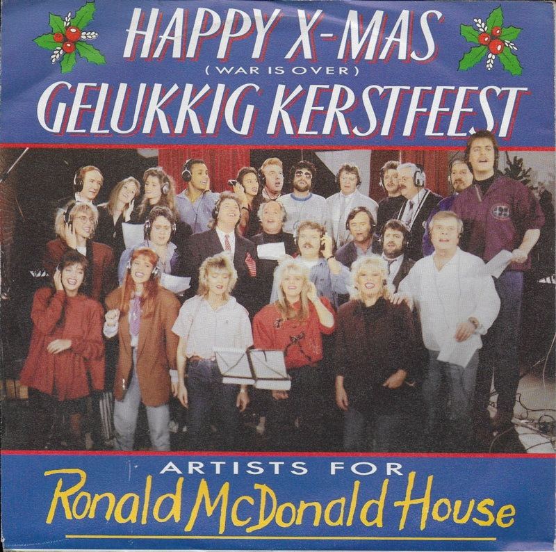 Artists For Ronald McDonald House - Happy Xmas (war is over)