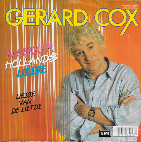 Gerard Cox - 'n lekker Hollands liedje