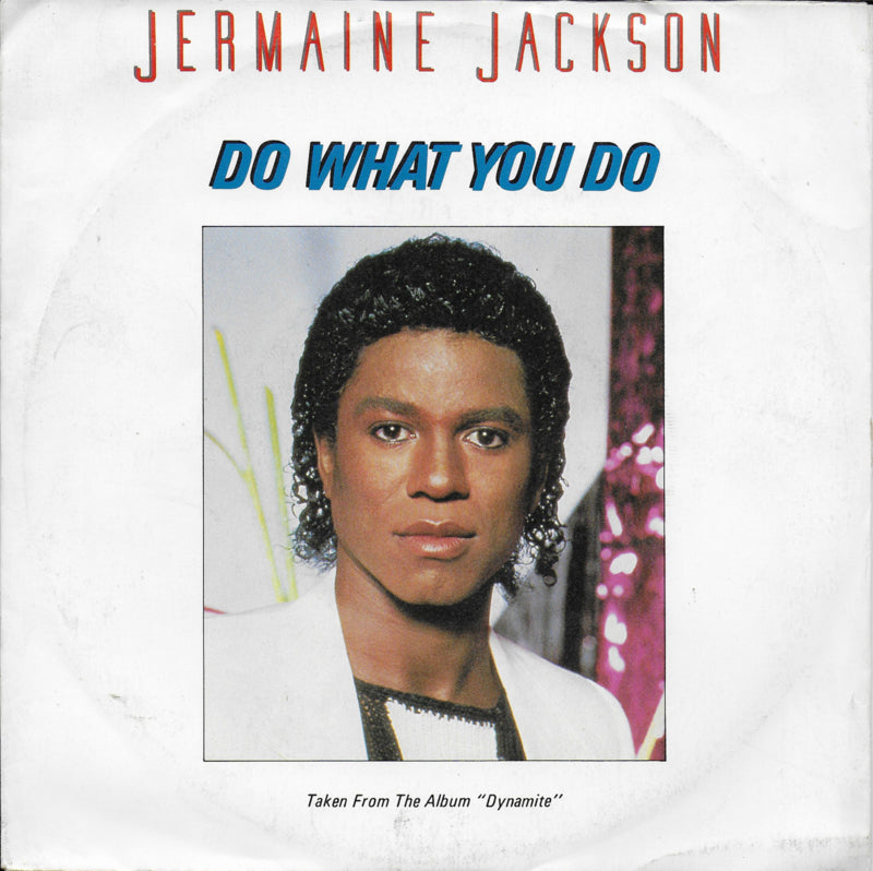 Jermaine Jackson - Do what you do (Duitse uitgave)