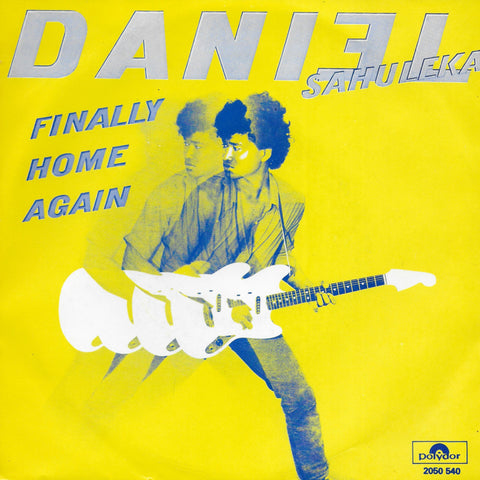 Daniel Sahuleka - Finally home again