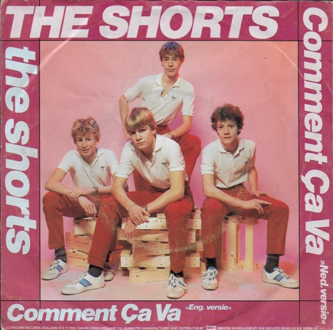 Shorts - Comment ca va