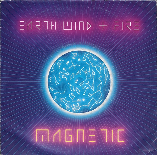 Earth, Wind & Fire - Magnetic