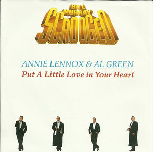 Annie Lennox & Al Green - Put a little love in your heart