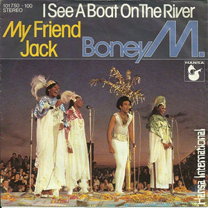 Boney M - I see a boat on the river