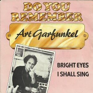 Art Garfunkel - Bright eyes (alternative cover)