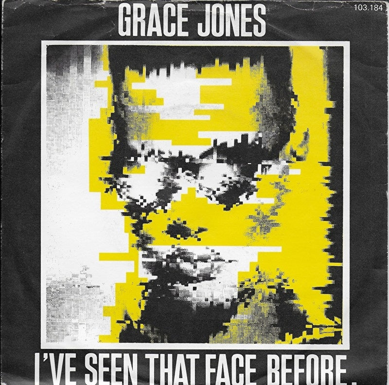 Grace Jones - I've seen that face before