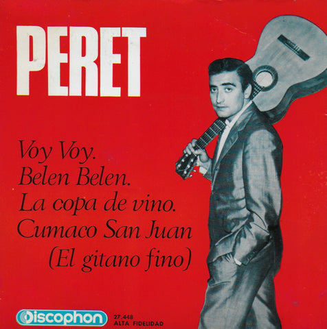 Peret - Voy voy (Spaanse uitgave)
