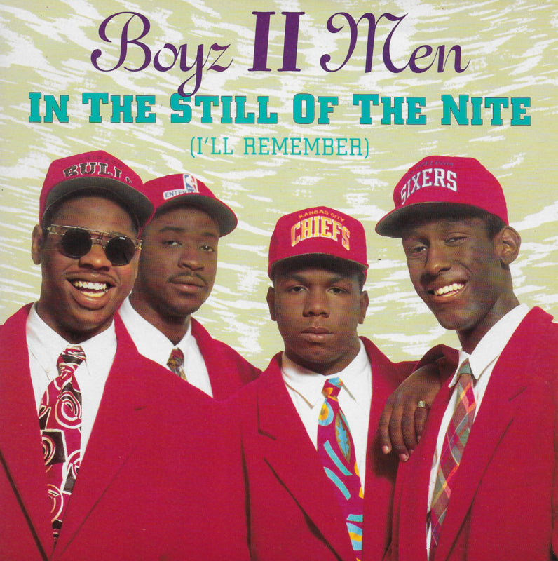 Boyz II Men - In the still of the nite (i'll remember)